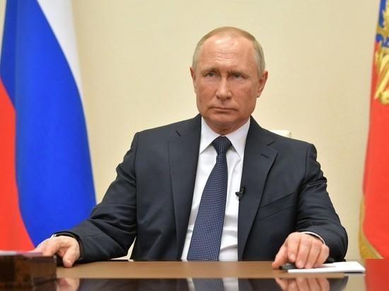 ВЦИОМ: рейтинги Путина выросли после его второго обращения