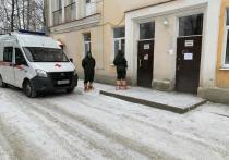 Жителей Карелии призывают поддержать изолированный медперсонал Инфекционной больницы Петрозаводска