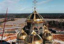 Храм в честь Воскресения Христова, посвященный 75-летию Победы в Великой Отечественной войне распахнёт свои врата в мае этого года