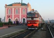 Временно отменили поезда «Тамбов-Москва»