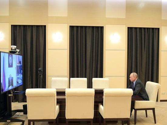 Путин и правительство дали новые установки по коронавирусу регионам