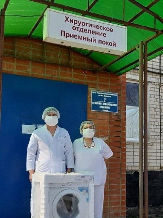 Калмыцкие предприниматели помогают медперсоналу и пенсионерам