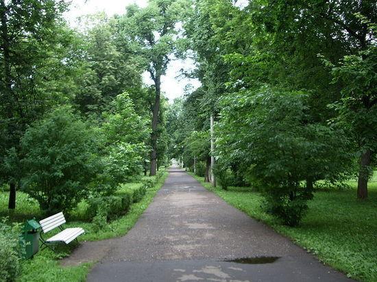 Посещение некоторых московских парков оказалось не запрещено
