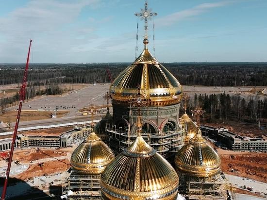 Благотворительный фонд «Воскресение» начинает проект, посвященный строительству Главного храма Вооруженных Сил России в честь Великой Победы
