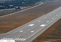 Аэропорт Геленджика сократил до минимума число принимаемых и отправляемых рейсов