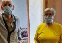 Волонтеры-медики из Ессентуков поддерживают пожилых жителей КМВ