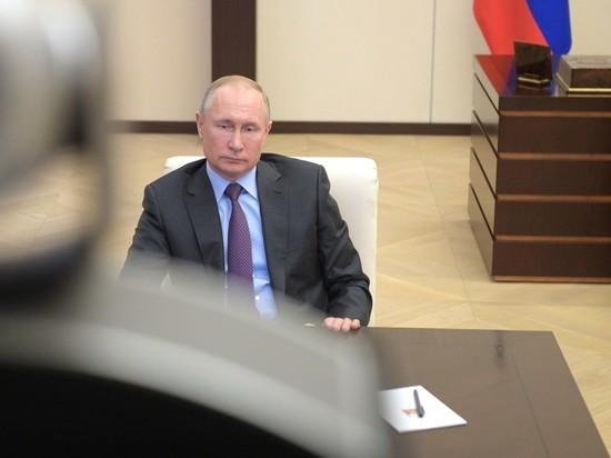 Онлайн с нефтяниками: Путин призвал США тоже сократить добычу нефти