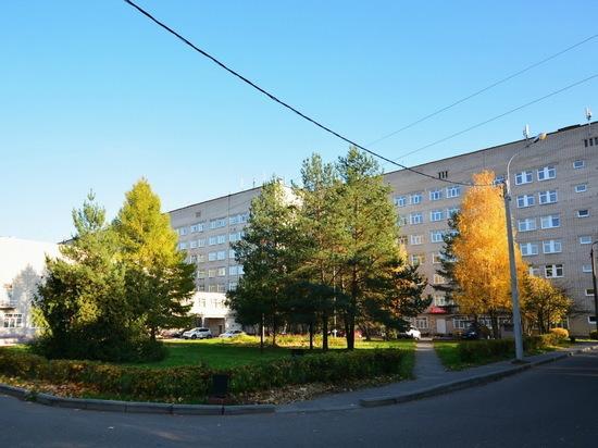 В Иванове, в областной больнице, приостановлен прием пациентов