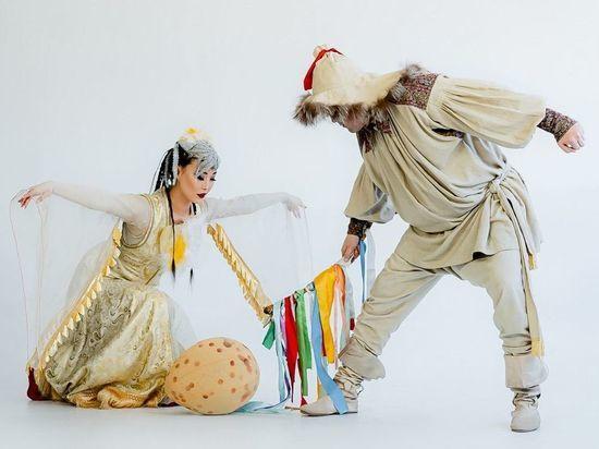 Жителям Хакасии покажут хай-балет «Алтын коок» по ТВ в онлайне