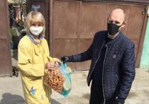 Власти Ессентуков организовали помощь нуждающимся семьям с детьми