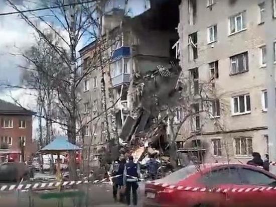 Среди пострадавших при взрыве в Орехово-Зуево бывший главный архитектор