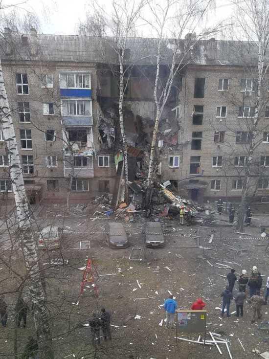 Взрыв в Орехово-Зуево: есть погибший