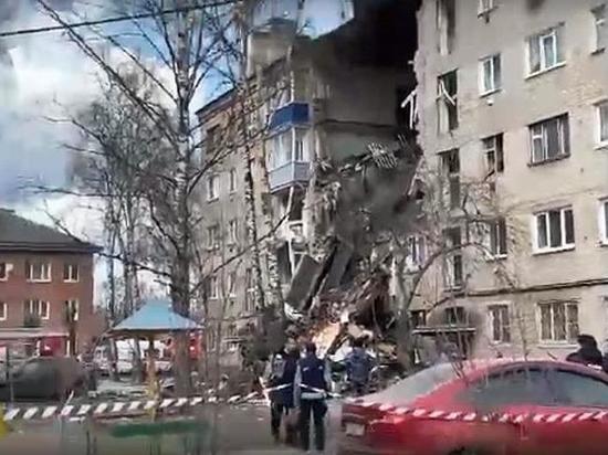 """Взорвавшаяся квартира в Орехово-Зуево слыла """"наркоманской"""""""