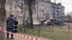 В Орехово-Зуево закончили разбор завалов на месте взрыва: видео