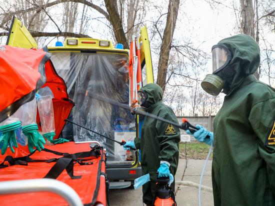 92 человека лежат в больницах Волгограда с подозрением на коронавирус
