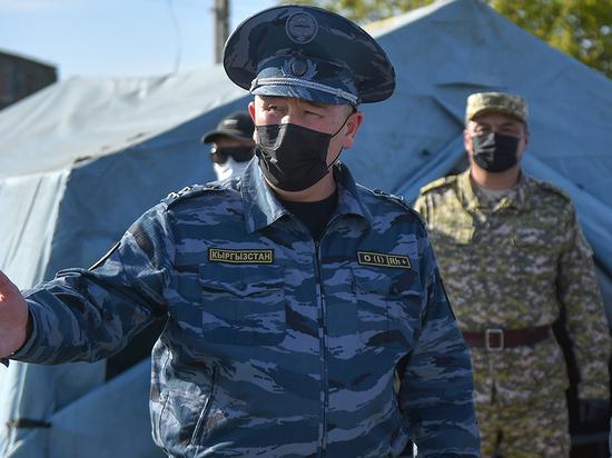 В Кыргызстане все обсервационные центры взяты под усиленную охрану милиции