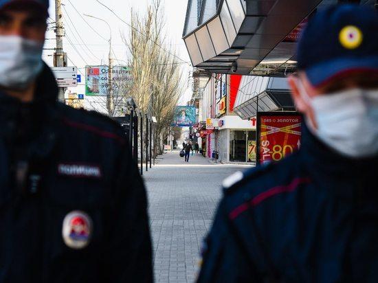 Волгоградские полицейские поймали очередных нарушителей карантина