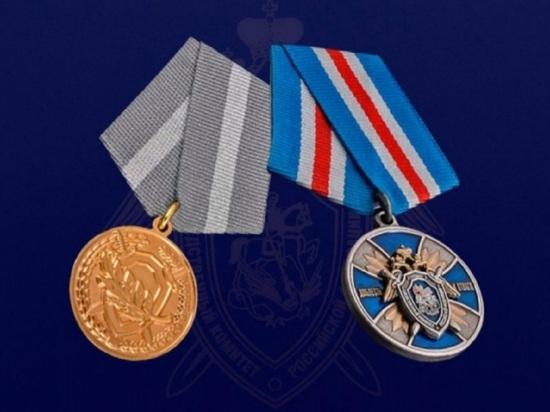Костромичка получила медаль за помощь в поимке педофила