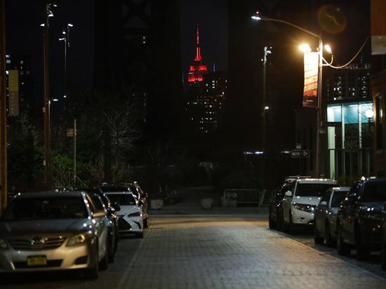 Последствия вспышки коронавируса шокировали врачей Нью-Йорка