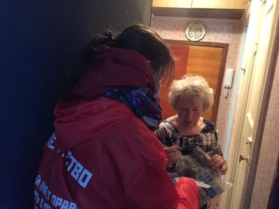 Пример смоленских волонтеров сподвиг смолян на добрые дела