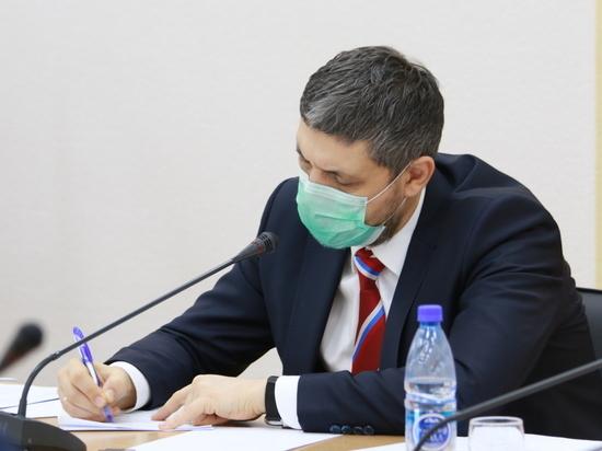 Осипов поручил готовить план восстановления экономики до конца пандемии