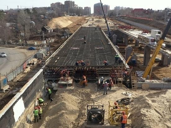 Строительство Большого казанского кольца идет по графику