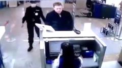 Скандал с замглавы Минпромторга в аэропорту Ижевска попал на видео