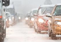 В кировском ГИБДД предупреждают от ухудшении дорожной обстановки