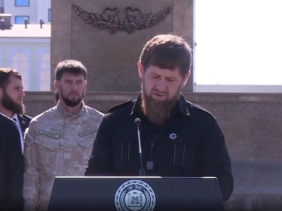 Рамзан Кадыров: население превратило Грозный в неприступную крепость