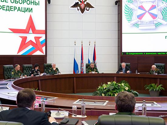 Общественный совет при МО РФ призвал военных позвонить родителям