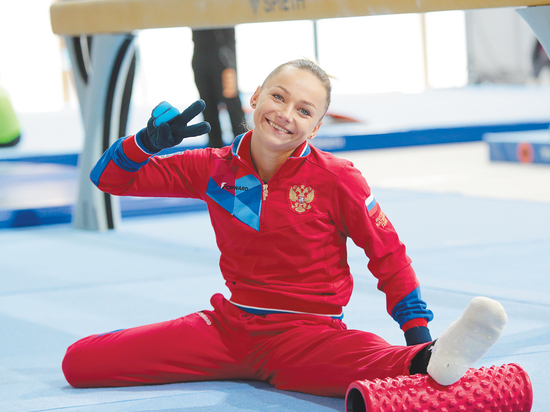 Гимнастка Мария Пасека приостановила карьеру