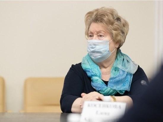 Директор «Славянки»: Шьем 10 тысяч масок в день