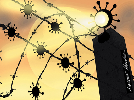 Юристы призвали разгрузить СИЗО в связи с эпидемией коронавируса
