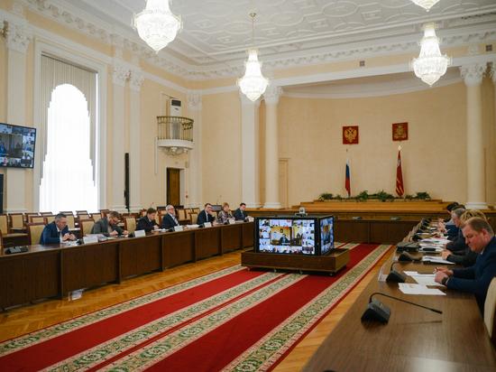 Авто смоленских чиновников и губернатора предоставят волонтерам