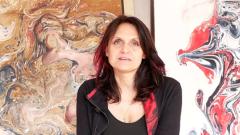Художница Марина Звягинцева призвала заниматься во время самоизоляции искусством