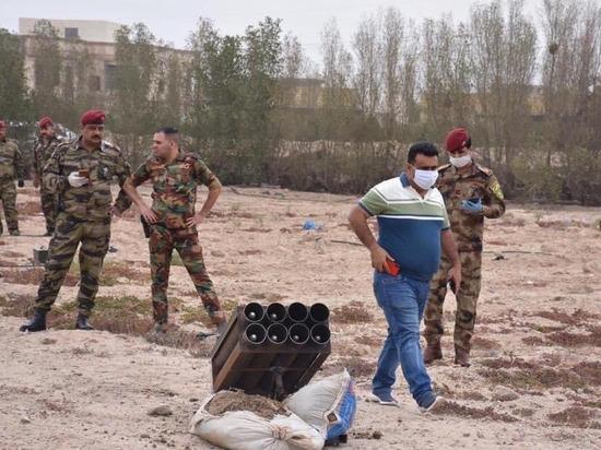 Неизвестные обстреляли нефтяников в Ираке