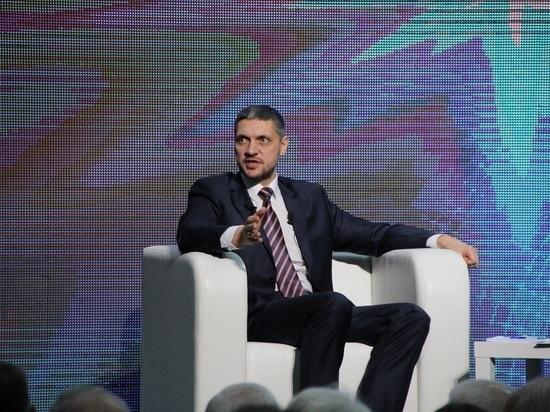 Осипов озвучит меры поддержки бизнеса во время «Прямого разговора»