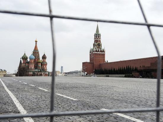 На Красной площади задержан мужчина с