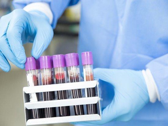 В России провели почти 800 тысяч тестов на коронавирус