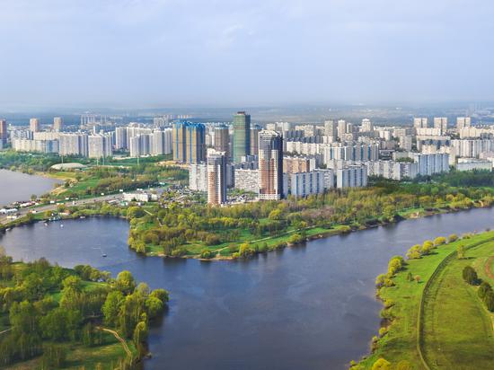 Жители Москвы проявили экологическое мышление