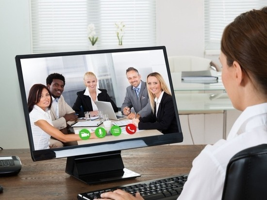 Советы немецких специалистов: Почему не следует приглашать много участников на видеоконференцию