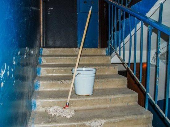 Абаканцы отрицают, что у них в домах проводится уборка и дезинфекция