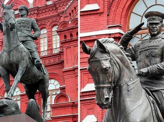 Жители Черноземья - за памятник Жукову