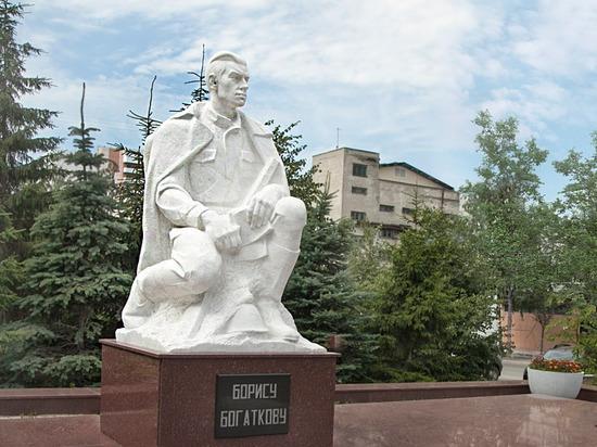 «На писательской улице»: Борис Богатков