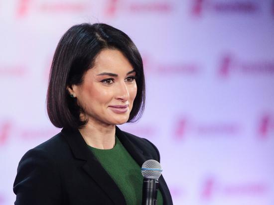 Канделаки заявила, что ей угрожают фанаты Нурмагомедова