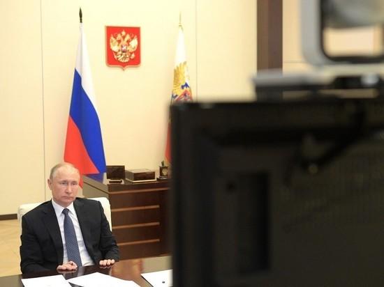 Путин допустил сокращение нерабочих дней