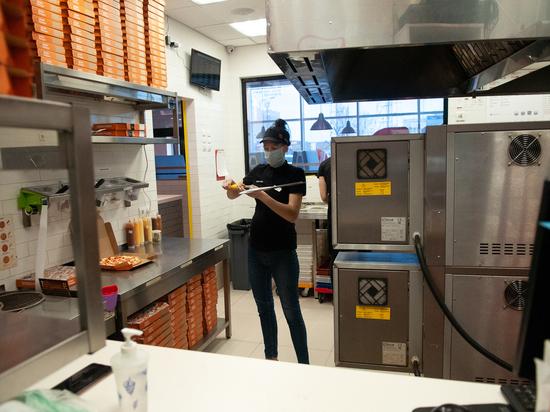 Пир во время чумы: как тамбовские кафе работают без посетителей