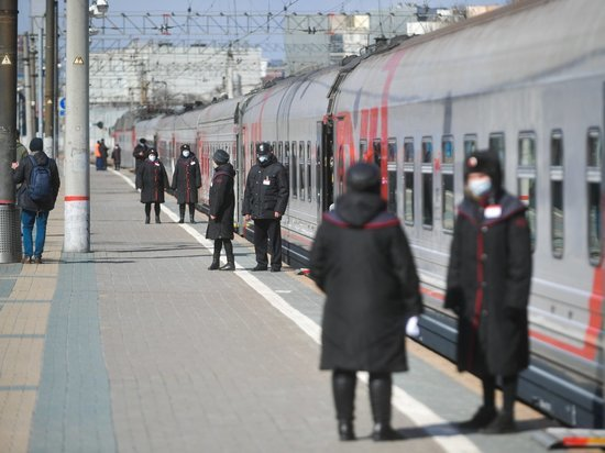 Наш бронепоезд на главном пути: РЖД против коронавируса