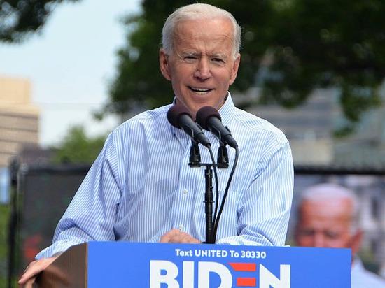 Байден заявил об удаче на первичных выборах в Висконсине
