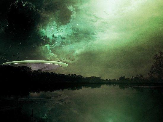 Над Томском засняли треугольное НЛО